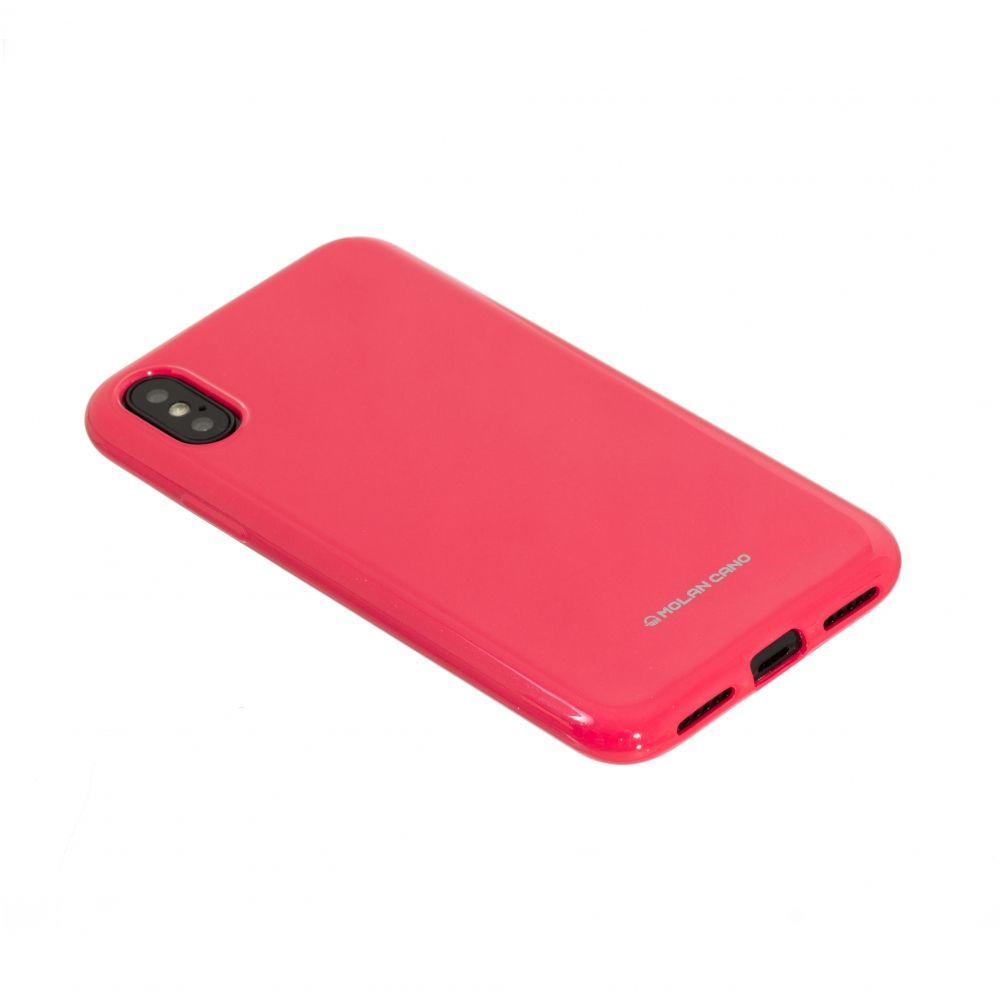 Купить СИЛИКОН MOLAN SHINING APPLE IPHONE X / XS_10