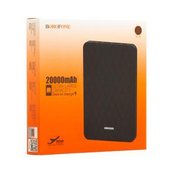 Купить POWER BANK BOROFONE BT9 20000 MAH