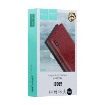 Купить POWER BANK HOCO B36 WOODEN MOBILE 13000 MAH