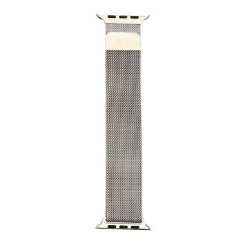 Купить РЕМЕШОК APPLE WATCH MILANESE LOOP 42 / 44MM SILVER