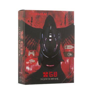 Купить USB МЫШЬ AVAN G8 GAMING