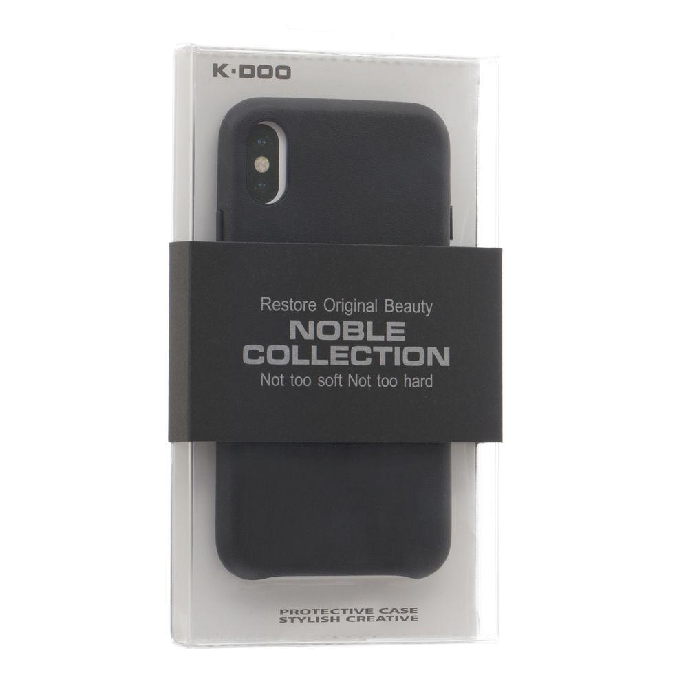 Купить СИЛИКОН K-DOO NOBLE COLLECTION FOR APPLE IPHONE X / XS_8