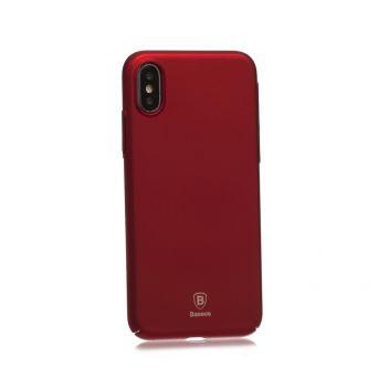 Купить ЗАДНЯЯ НАКЛАКДА BASEUS IPHONE X WIAPIPH8-ZB