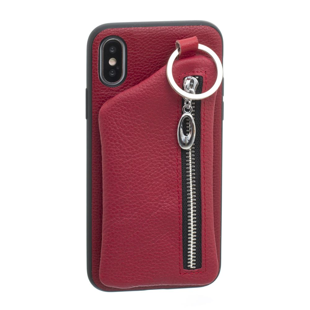 Купить ЧЕХОЛ TKOJ WITH A WALLET FOR APPLE IPHONE X
