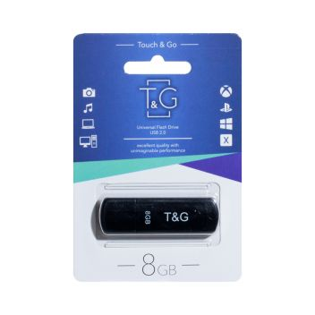 Купить USB FLASH DRIVE T&G 8GB CLASSIC 011