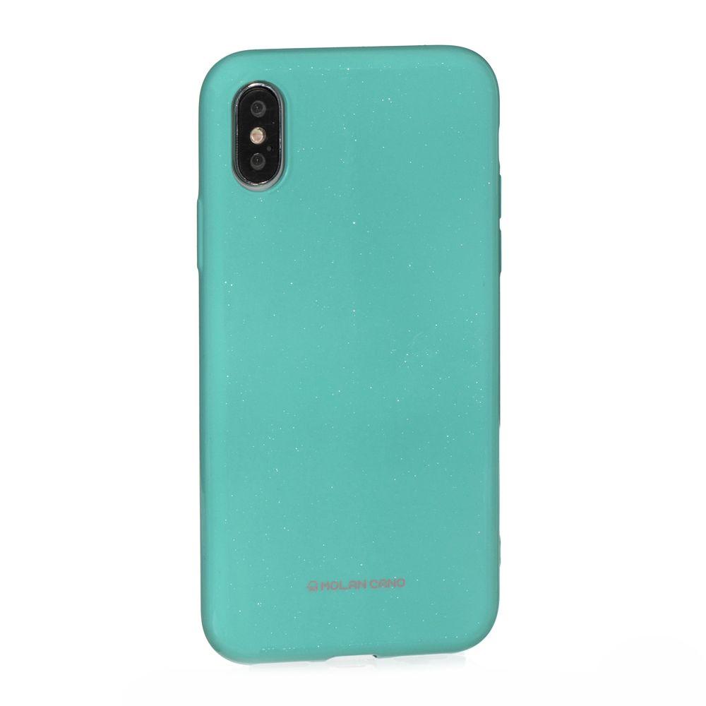 Купить СИЛИКОН MOLAN SHINING APPLE IPHONE X / XS_1