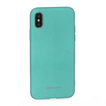 Купить СИЛИКОН MOLAN SHINING APPLE IPHONE X / XS