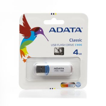 Купить USB FLASH DRIVE A-DATA C906 4GB