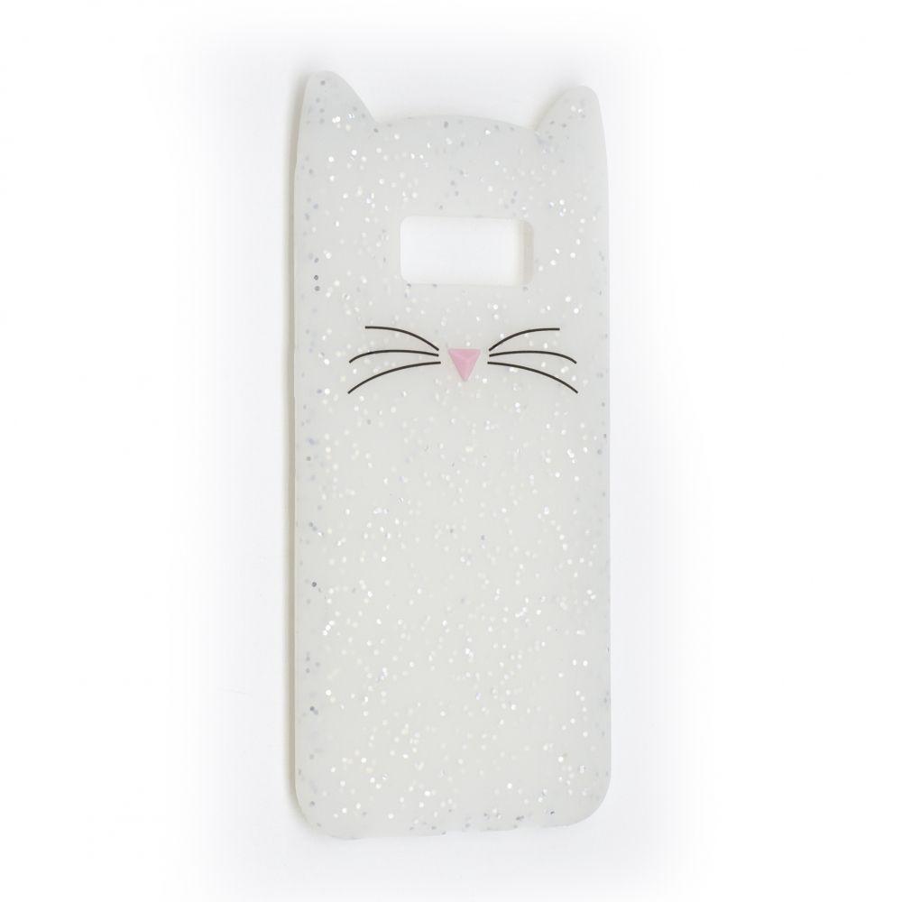 Купить ЗАДНЯЯ НАКЛАДКА ИГРУШКИ CAT'S FOR SAMSUNG S8_1