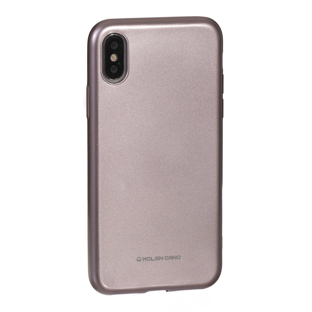 Купить СИЛИКОН MOLAN SHINING APPLE IPHONE X / XS_3