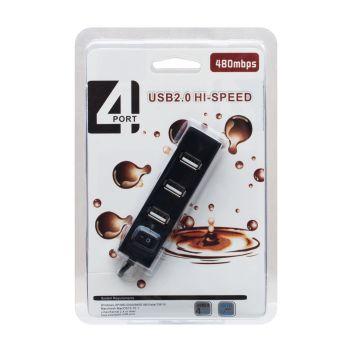 Купить USB HUB RS021 4USB
