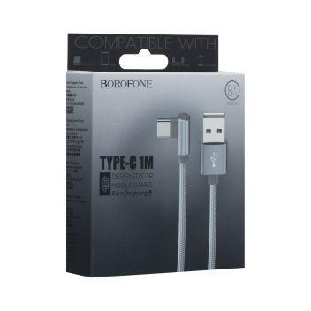 Купить USB BOROFONE BX12 TYPE-C