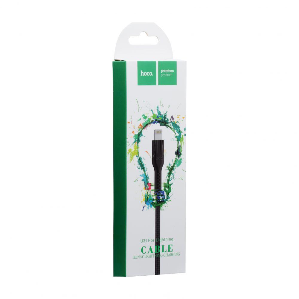 Купить USB HOCO U31 BENAY LIGHTNING_1