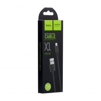 Купить USB HOCO X1 RAPID MICRO 1M