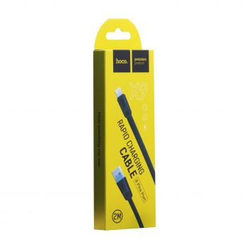 Купить USB HOCO X9 LIGHTNING 2M
