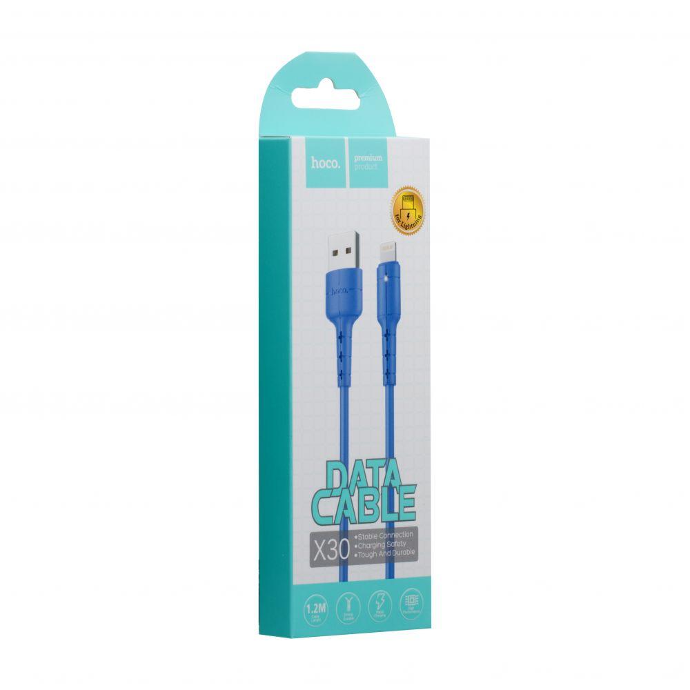 Купить USB HOCO X30 STAR CHARGING LIGHTNING_1