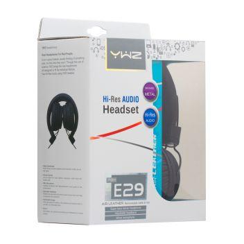 Купить НАУШНИКИ SONIC SOUND E29/MIC AA