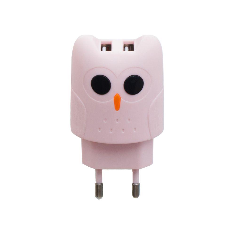 Купить СЕТЕВОЕ ЗАРЯДНОЕ УСТРОЙСТВО KIKI BELIEF KC1A 2 USB_1