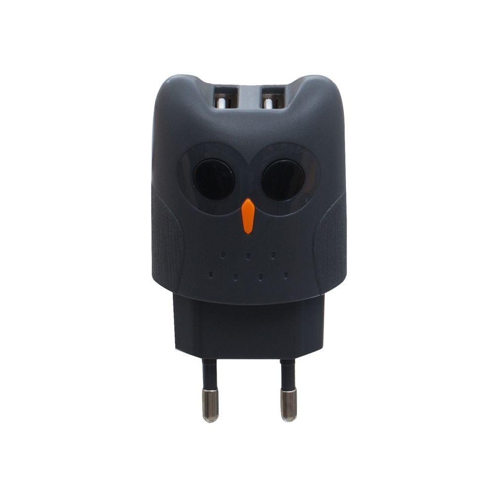 Купить СЕТЕВОЕ ЗАРЯДНОЕ УСТРОЙСТВО KIKI BELIEF KC1A 2 USB_2
