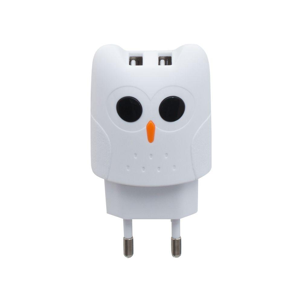 Купить СЕТЕВОЕ ЗАРЯДНОЕ УСТРОЙСТВО KIKI BELIEF KC1A 2 USB_3