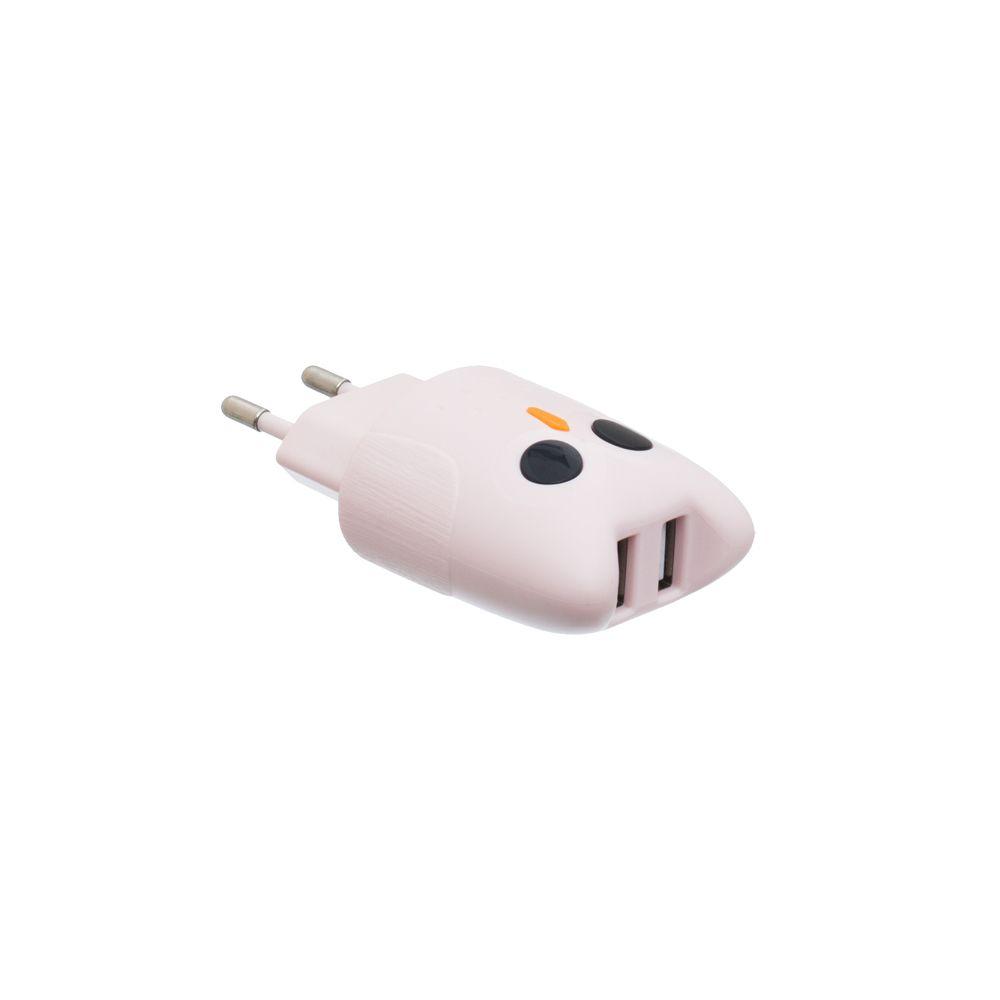 Купить СЕТЕВОЕ ЗАРЯДНОЕ УСТРОЙСТВО KIKI BELIEF KC1A 2 USB_4
