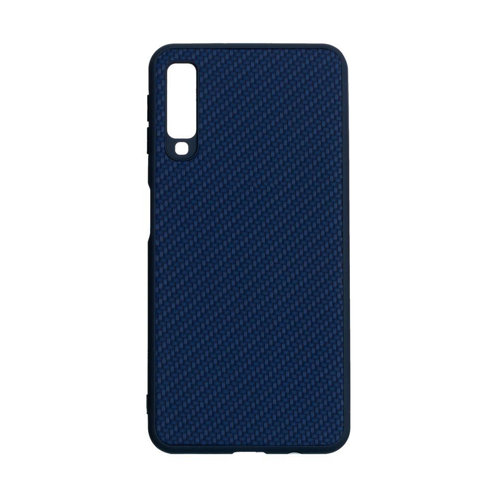 Купить ЗАДНЯЯ НАКЛАДКА CARBON FOR SAMSUNG A750 A7 2018_4