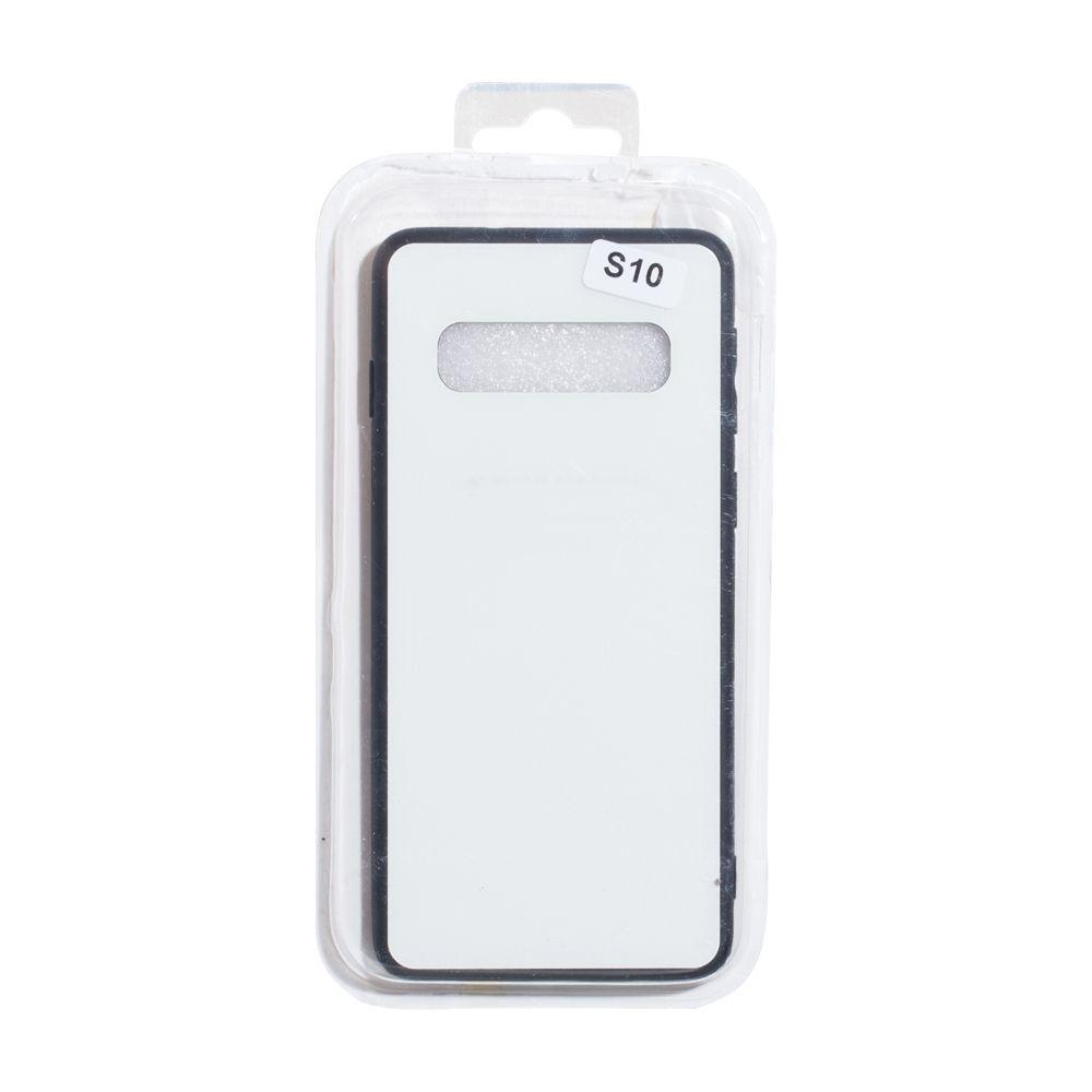 Купить СИЛИКОН CASE ORIGINAL GLASS FOR SAMSUNG S10_3