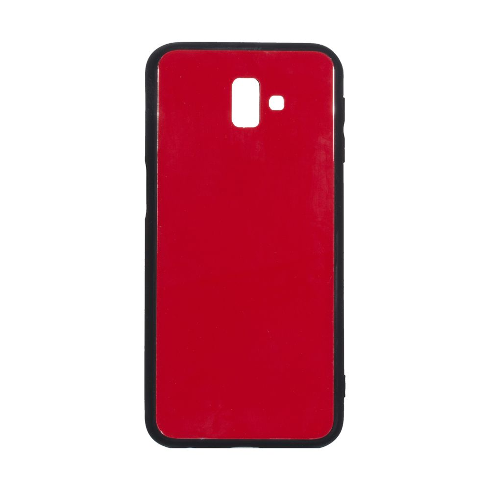 Купить СИЛИКОН CASE ORIGINAL GLASS FOR SAMSUNG J6 PLUS 2018_2