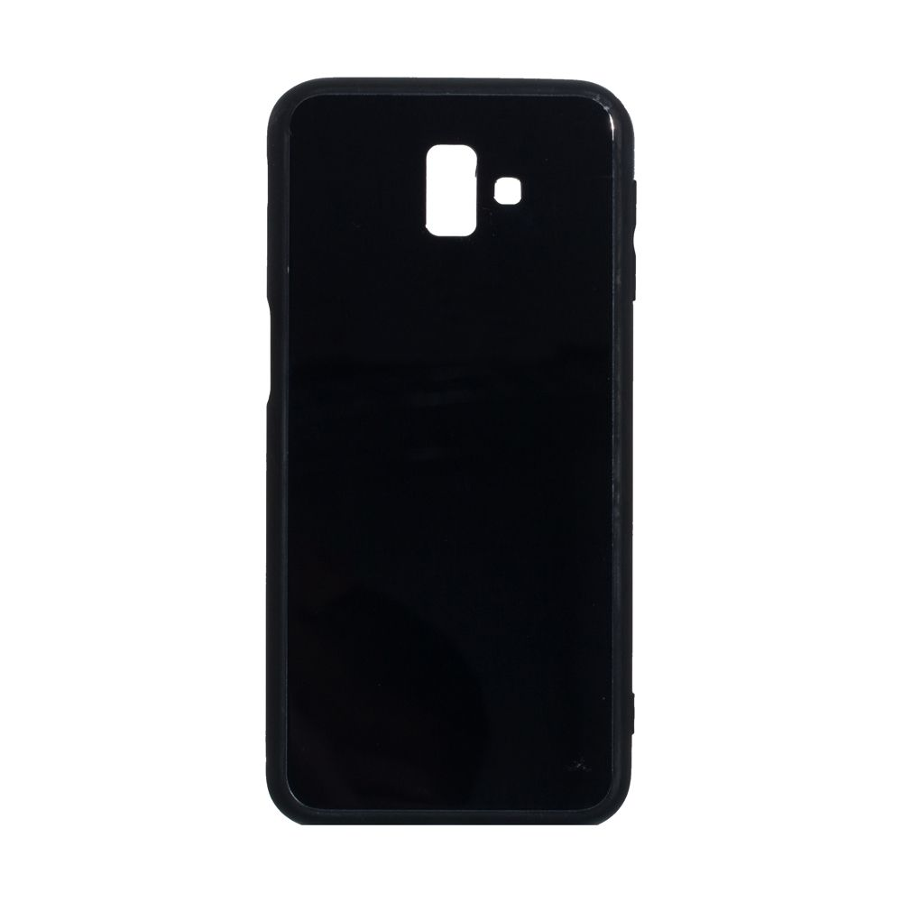 Купить СИЛИКОН CASE ORIGINAL GLASS FOR SAMSUNG J6 PLUS 2018