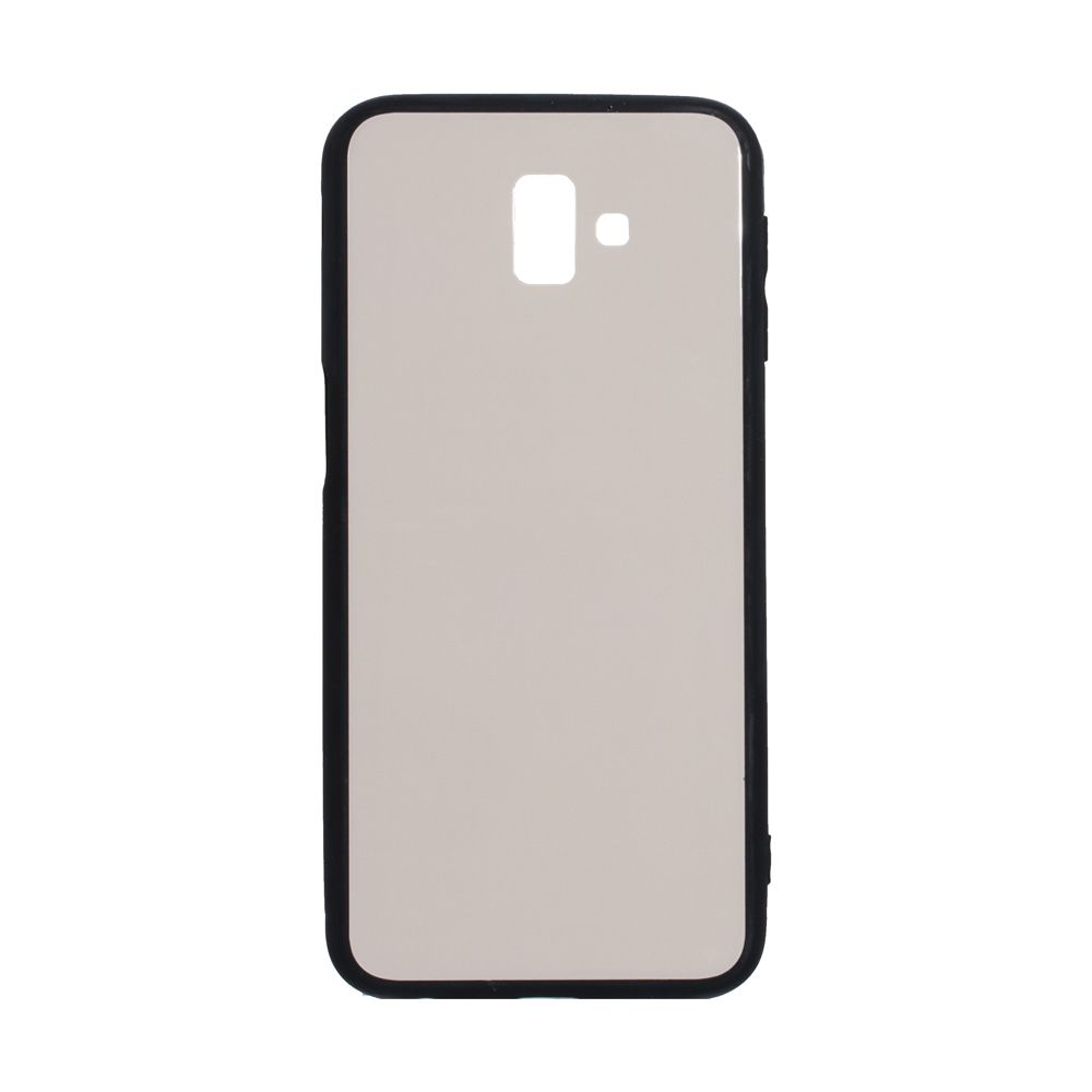 Купить СИЛИКОН CASE ORIGINAL GLASS FOR SAMSUNG J6 PLUS 2018_1
