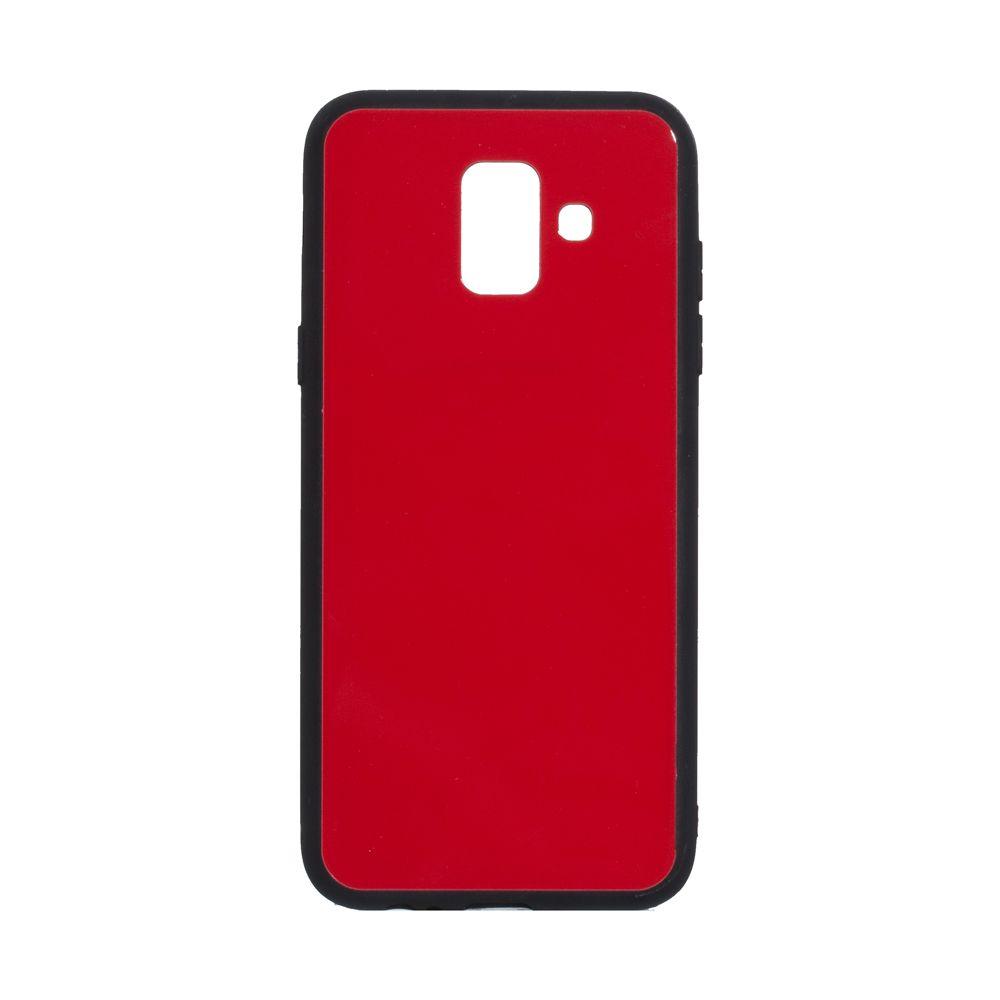 Купить СИЛИКОН CASE ORIGINAL GLASS FOR SAMSUNG A6 2018