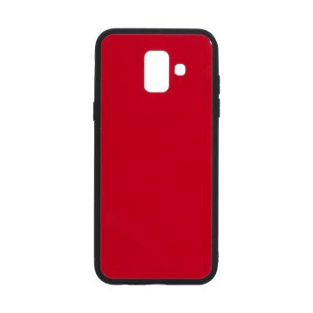 Купить СИЛИКОН CASE ORIGINAL GLASS FOR SAMSUNG A6 2018