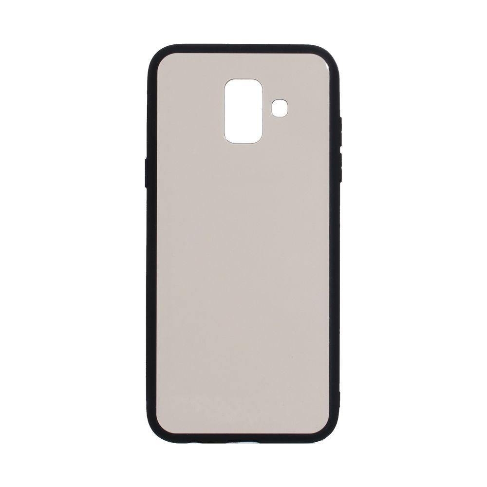 Купить СИЛИКОН CASE ORIGINAL GLASS FOR SAMSUNG A6 2018_2