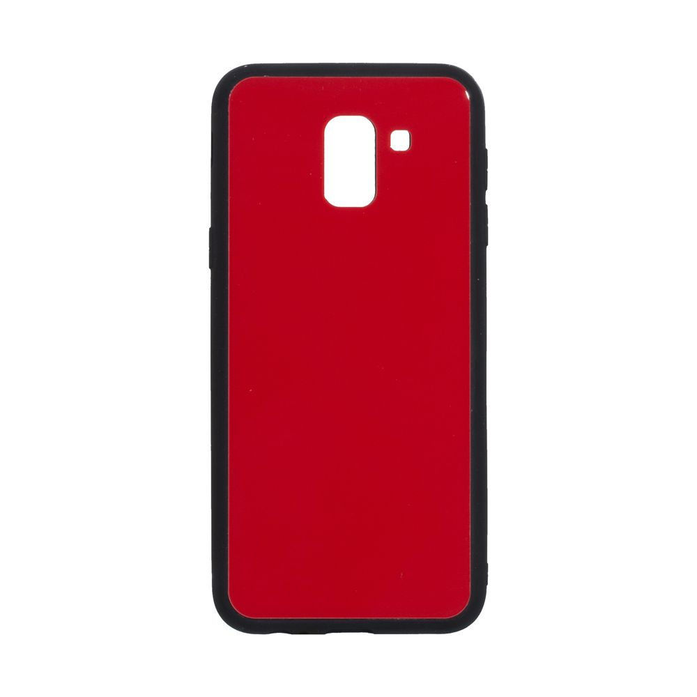Купить СИЛИКОН CASE ORIGINAL GLASS FOR SAMSUNG J6 2018_1