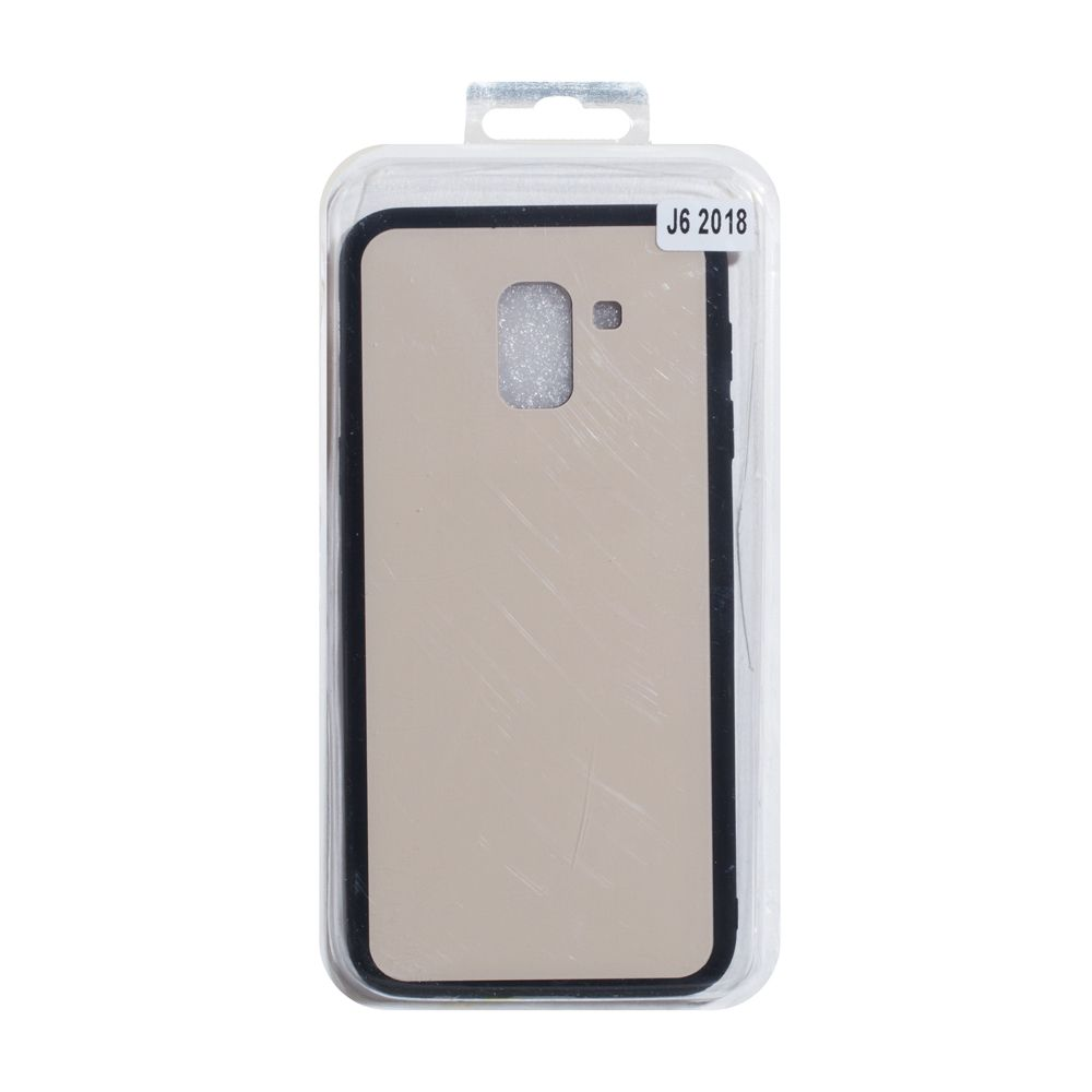 Купить СИЛИКОН CASE ORIGINAL GLASS FOR SAMSUNG J6 2018_5