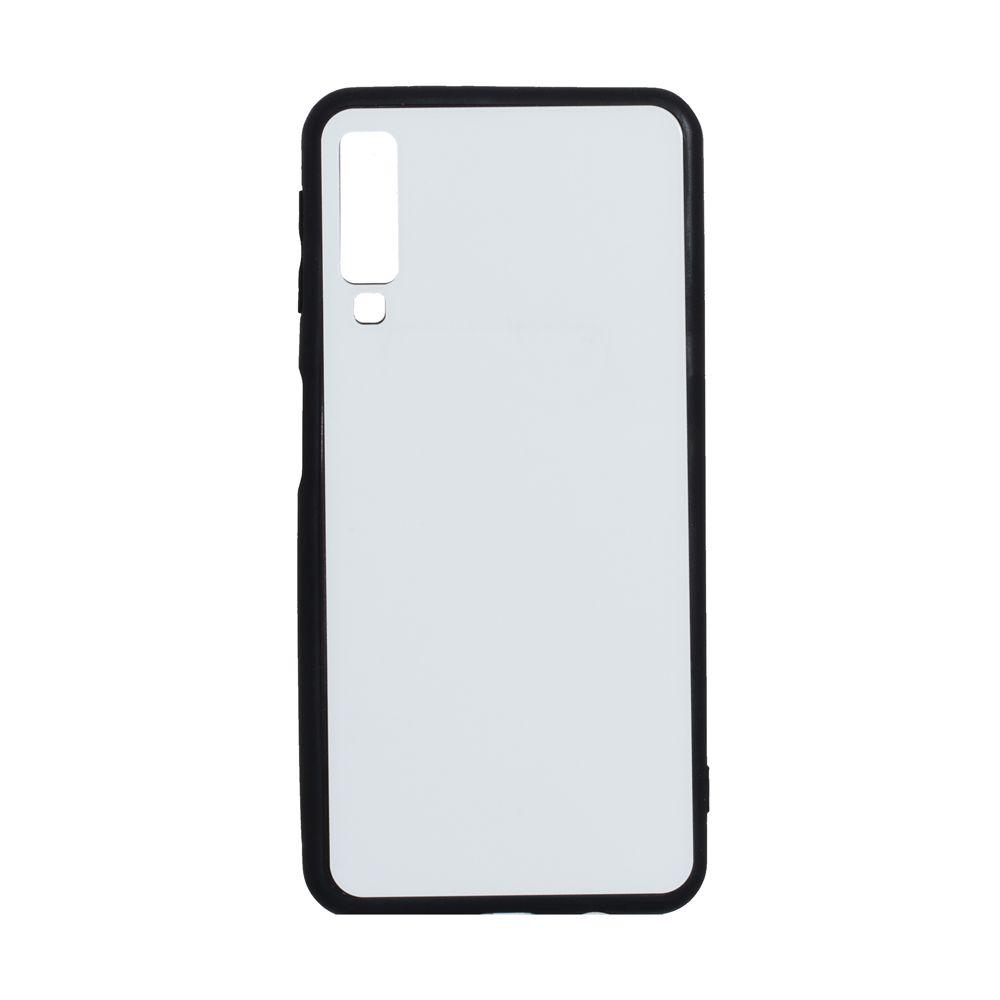 Купить СИЛИКОН CASE ORIGINAL GLASS FOR SAMSUNG A750 A7 2018