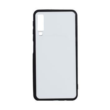 Купить СИЛИКОН CASE ORIGINAL GLASS FOR SAMSUNG A750 A7 2018