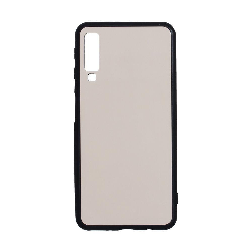 Купить СИЛИКОН CASE ORIGINAL GLASS FOR SAMSUNG A750 A7 2018_1