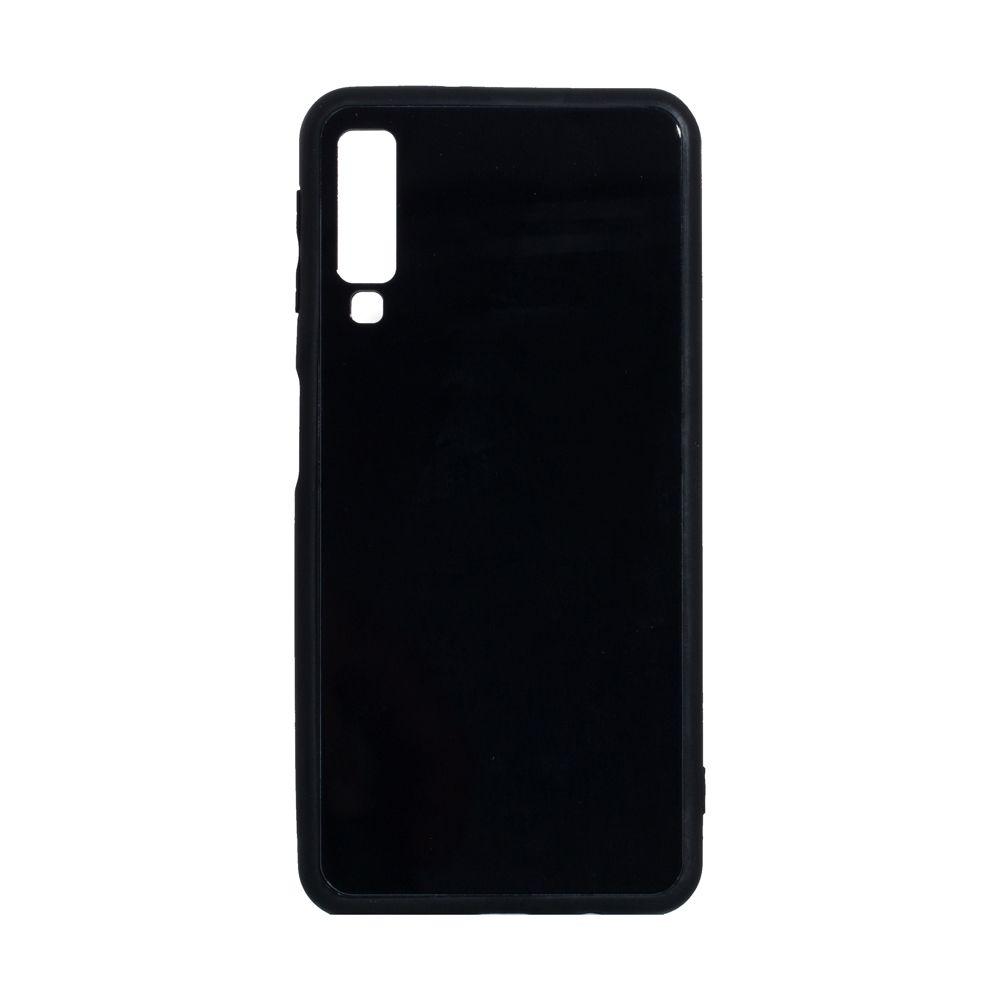 Купить СИЛИКОН CASE ORIGINAL GLASS FOR SAMSUNG A750 A7 2018_2