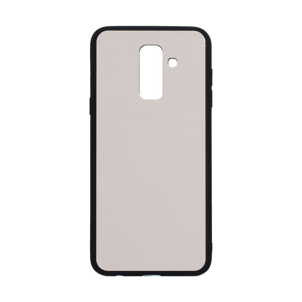 Купить СИЛИКОН CASE ORIGINAL GLASS FOR SAMSUNG A6 PLUS 2018_2
