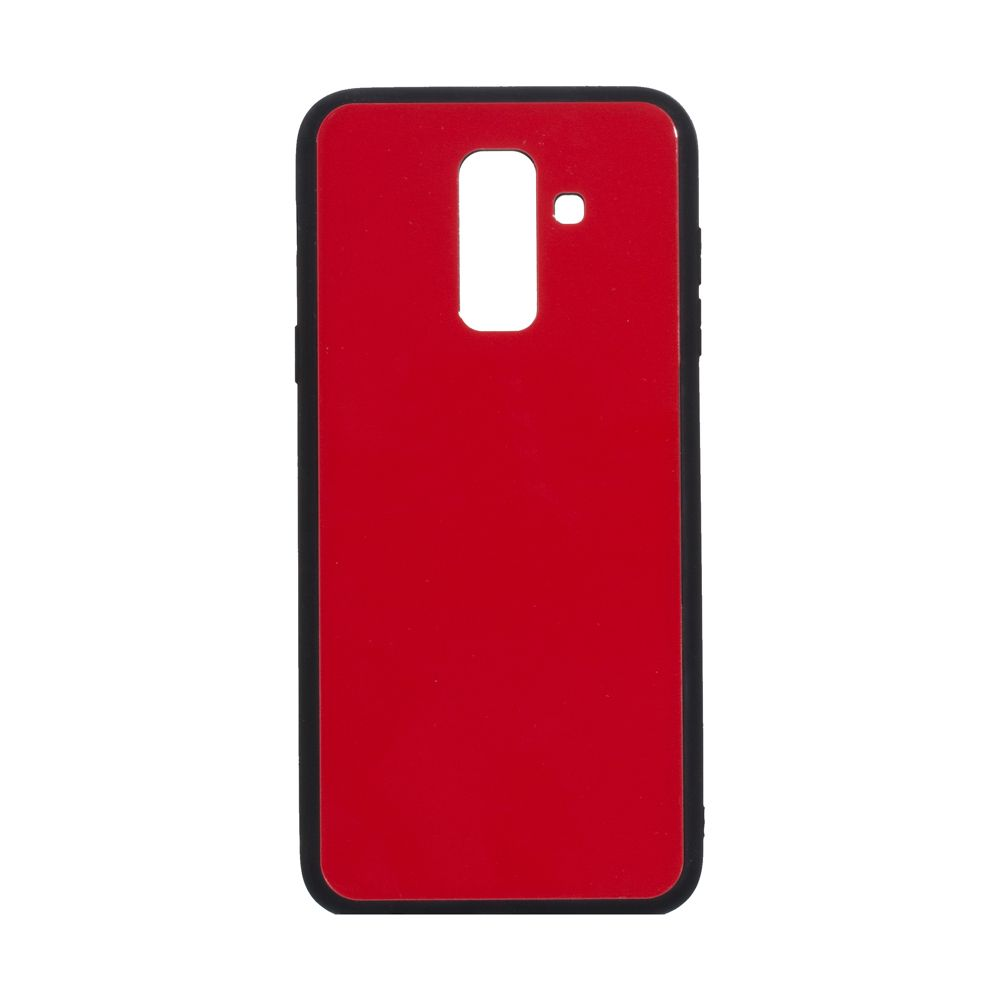 Купить СИЛИКОН CASE ORIGINAL GLASS FOR SAMSUNG A6 PLUS 2018_1