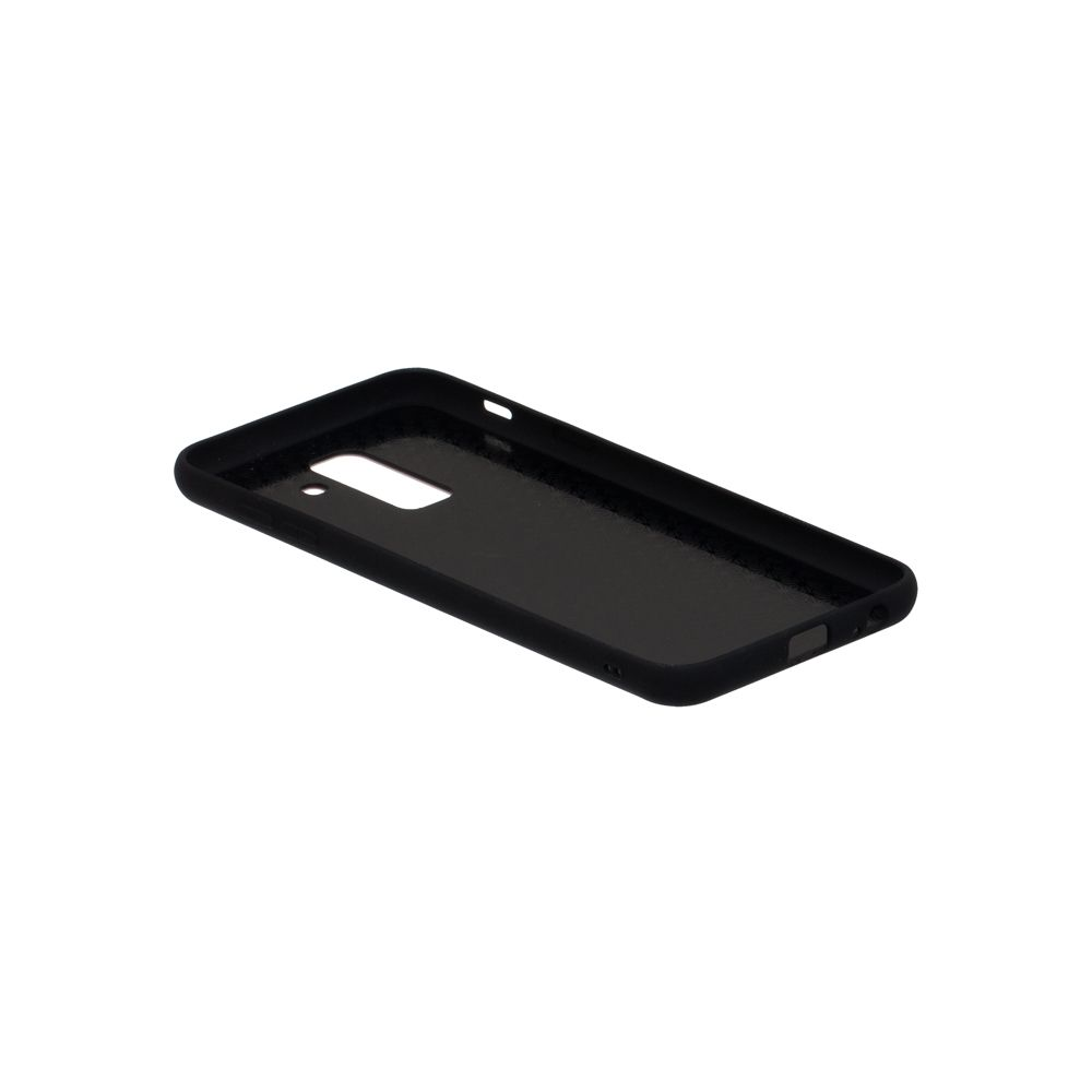 Купить СИЛИКОН CASE ORIGINAL GLASS FOR SAMSUNG A6 PLUS 2018_6