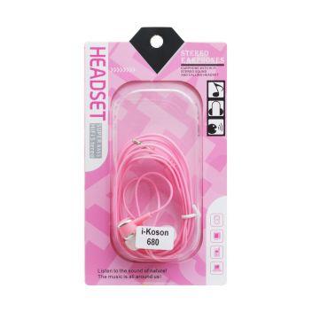 Купить НАУШНИКИ I-KOSON I-680 MP3