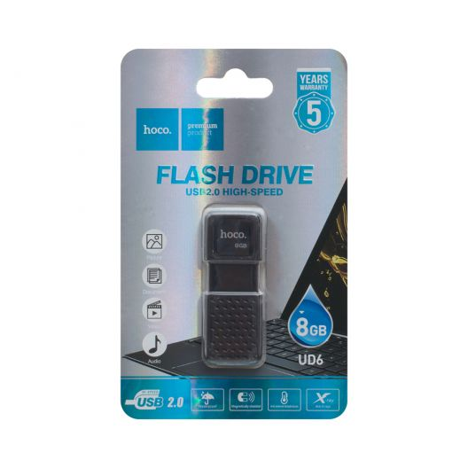 Купить USB FLASH DRIVE HOCO UD6 8GB