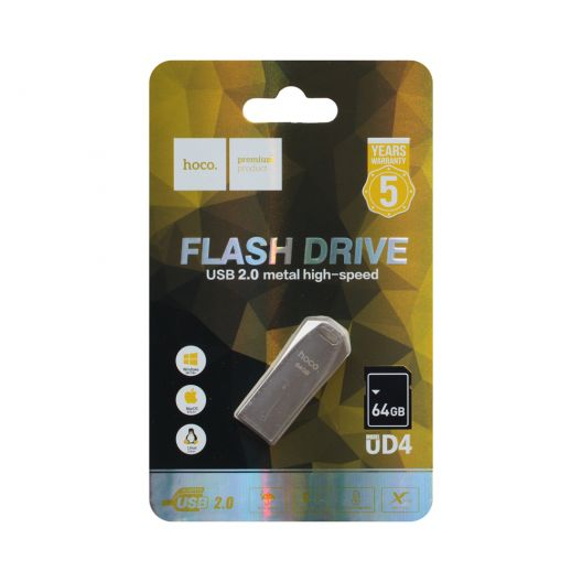 Купить USB FLASH DRIVE HOCO UD4 64GB