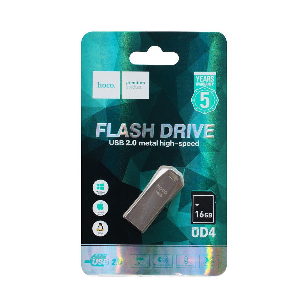 Купить USB FLASH DRIVE HOCO UD4 16GB
