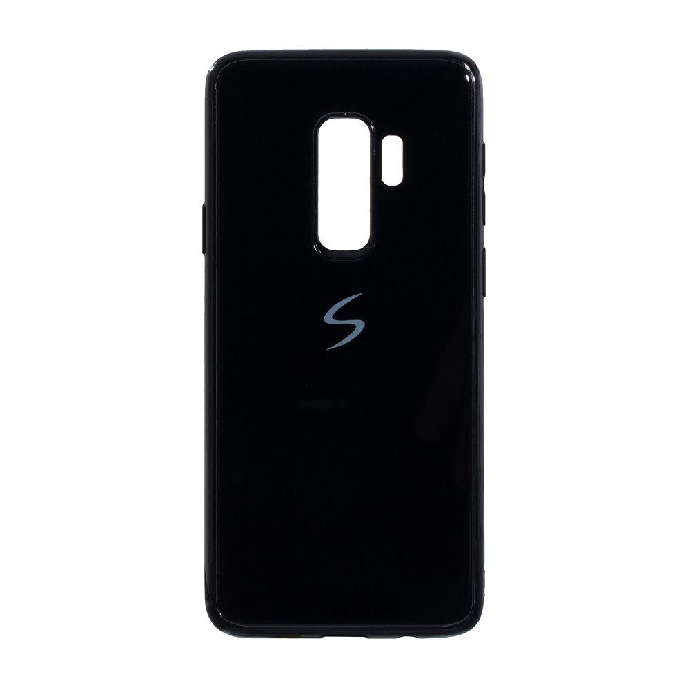 Купить СИЛИКОН CASE ORIGINAL GLASS FOR SAMSUNG S9 PLUS_1