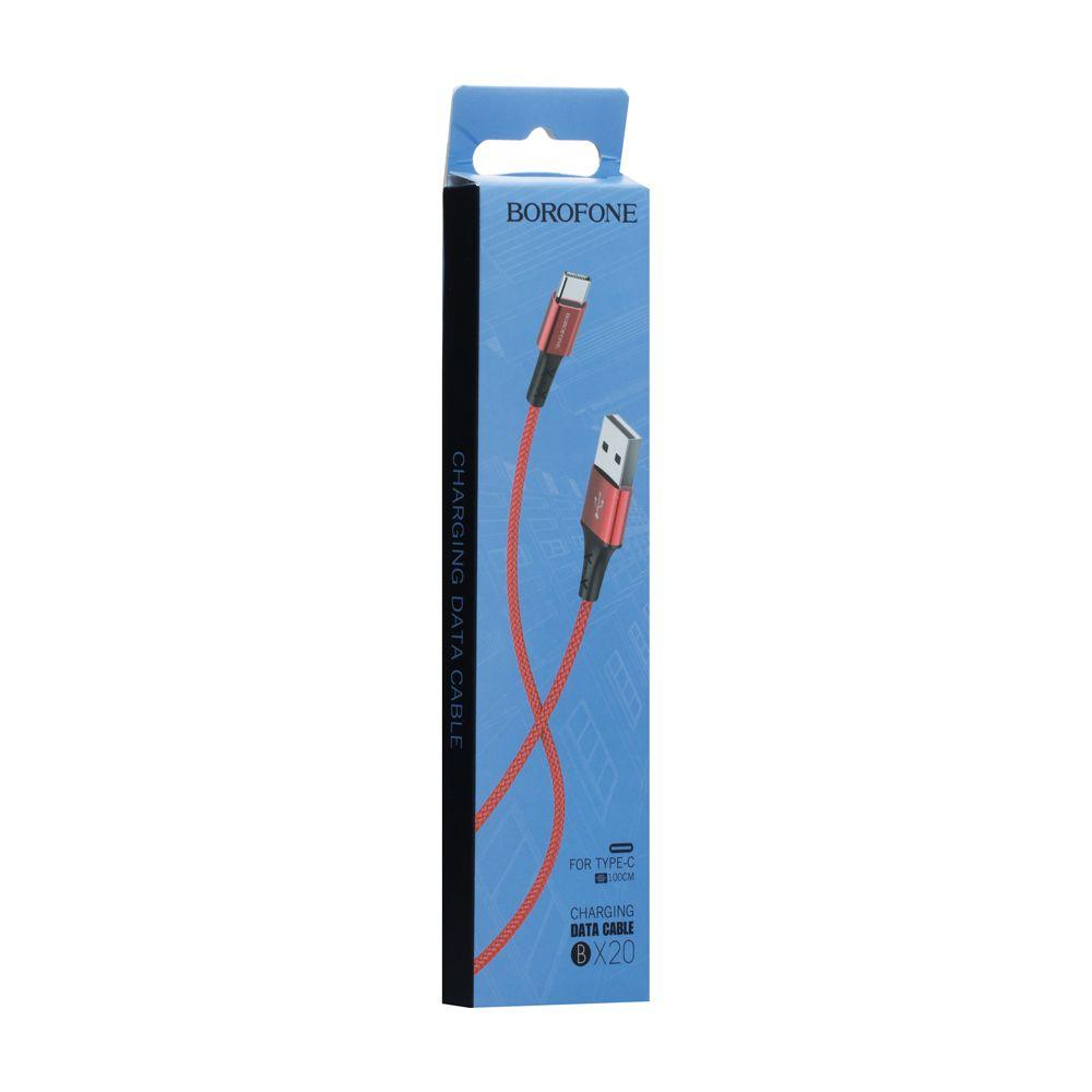 Купить USB BOROFONE BX20 TYPE-C