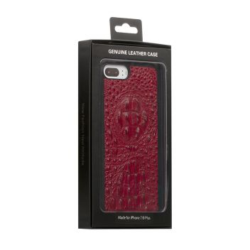 Купить ЗАДНЯЯ НАКЛАДКА GENUINE LEATHER HORSMAN FOR APPLE IPHONE 8 PLUS