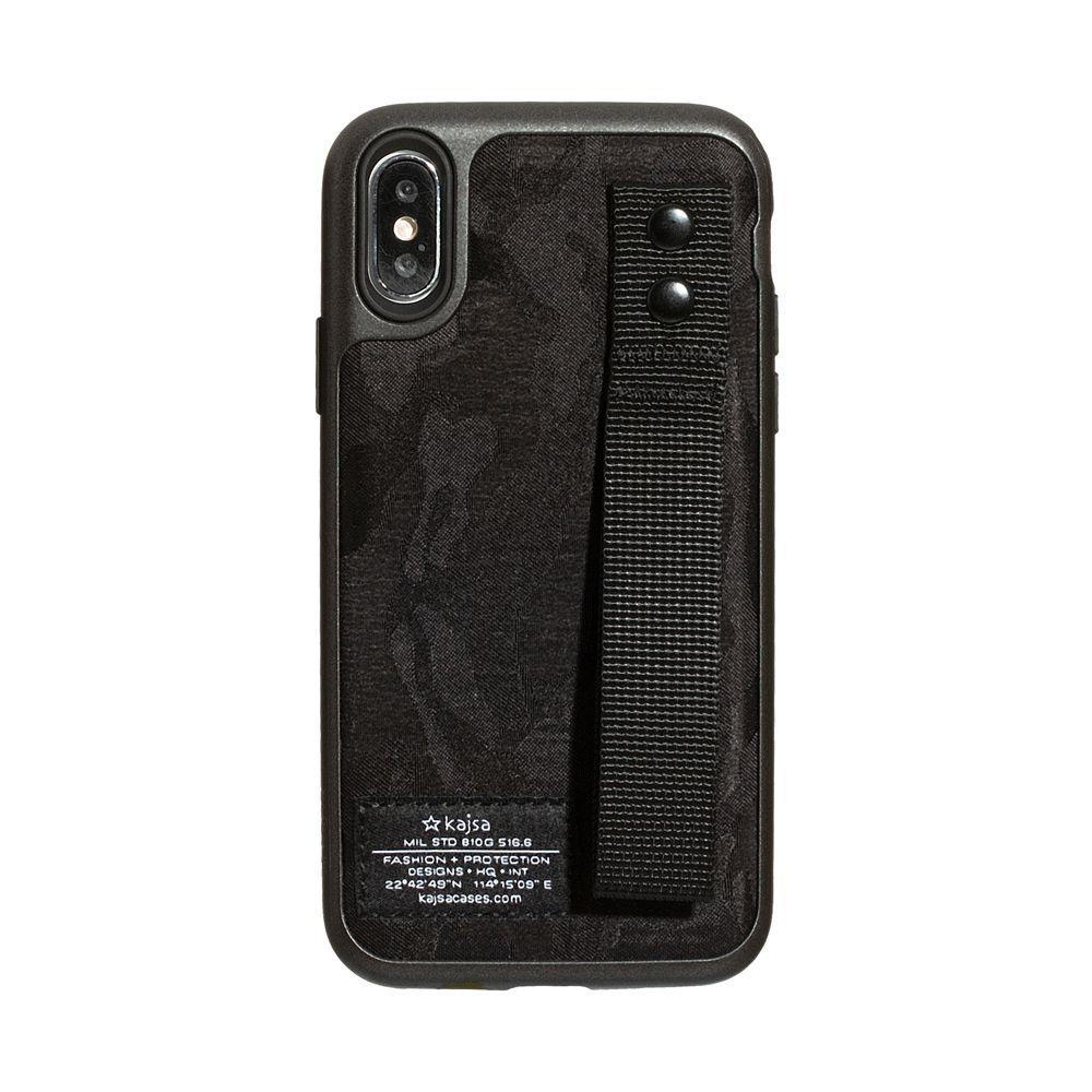 Купить ЗАДНЯЯ НАКЛАДКА KAJSA CAMO FOR APPLE IPHONE X / XS_1